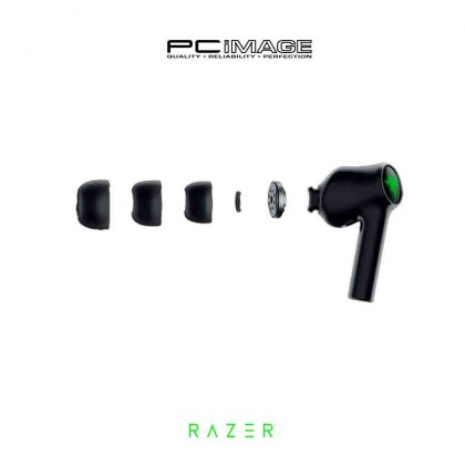RAZER Hammerhead Low Latency True Wireless Earbuds 2021