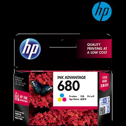 HP INK ADVANTAGE 680-TRI COLOUR