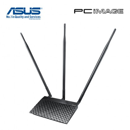 ASUS RT-N14UHP N300 High Power Range Extender Router