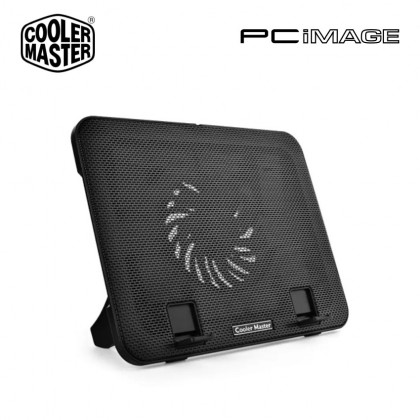 "COOLER MASTER NOTEPAL I200 DUAL PURPOSE COOLING PAD-15.6"" (R9-NBC-I2HK-GP)"