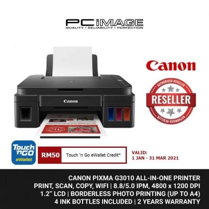 CANON Pixma G3010 All in One Wireless Printer