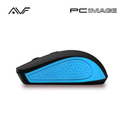 AVF AM-5G 2.4G Wireless Optical Mouse-Blue