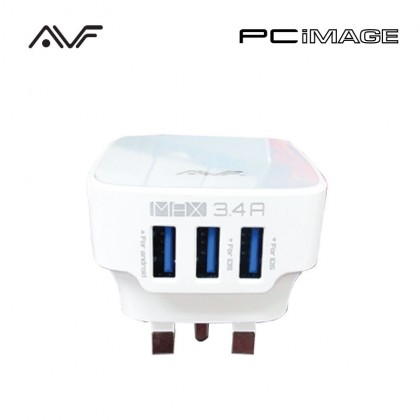 AVF 3-PORT POWER ADAPTER (AUTA11)