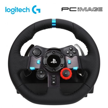 LOGITECH G29 Driving Force Racing Wheel For Playstation 3 & Playstation 4
