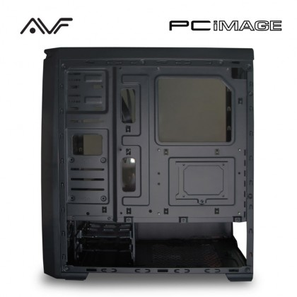 AVF GamingFreak GFG-DRMX1 The Druid Max Tower PC Casing