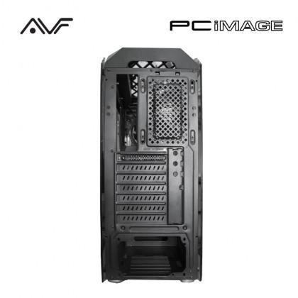 AVF GamingFreak EOS M800G Tempered Glass Edition PC Casing