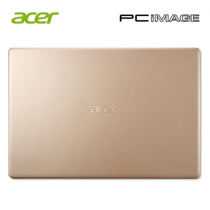 Acer Swift 5 SF514-52T-50DZ (Intel i5-8250U, 8GB, 256GB, W10) Notebook-Gold