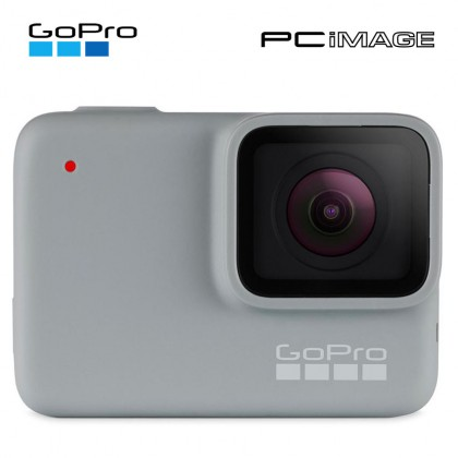 GoPRO Hero 7 10MP/1080P60 Action Camera-White