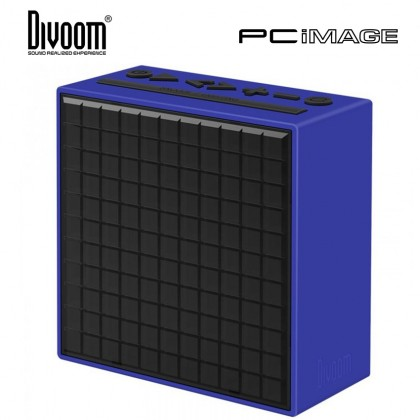 DIVOOM Timebox Smart Music Lock-Blue