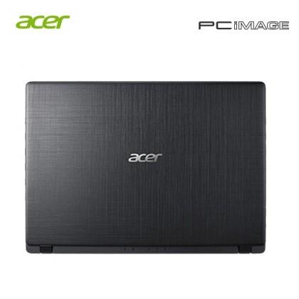 """Acer Aspire 3 A314-31-C6VG Laptop - Black (N3350 2.40GHz,500GB,4GB,14"""" HD,W10)"""
