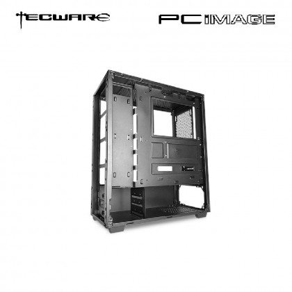 TECWARE NEXUS EVO ARGB TG BLACK ATX GAMING CASE