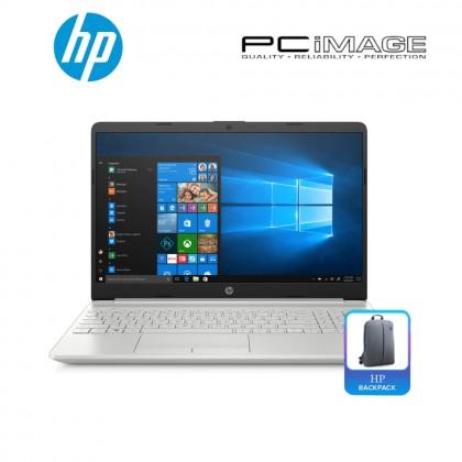 "HP 15s-Du1004TX 15.6"" FHD Laptop Silver ( I5-10210U, 4GB, 512GB, MX130 2GB, W10 )"