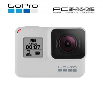 GOPRO HERO 7 BLACK DUSK 12MP/4K60 1080P240 - WHITE