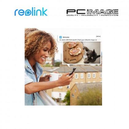 REOLINK ARGUS 2 IP CCTV SECURITY CAMERA