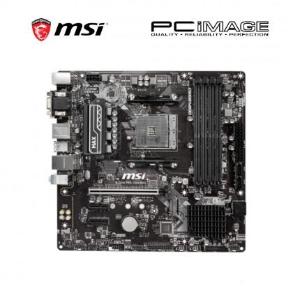 MSI M-ATX SOCKET AM4 B450M PRO VDH MAX MOTHERBOARD