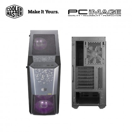 COOLER MASTER MID-TOWER MASTERBOX MB500 TUF EDITION