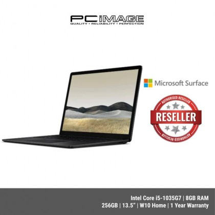 "Microsoft Surface Laptop 3 13"" - Black"