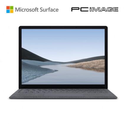 "Microsoft Surface Laptop 3 13"" Core i5 8GB / 128GB - Platinum + FREE BUNDLE"