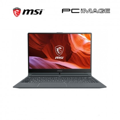 "MSI Modern 14 A10M-670 14"" FHD IPS Laptop Grey ( I7-10510U, 8GB, 512GB SSD, Intel, W10 )"