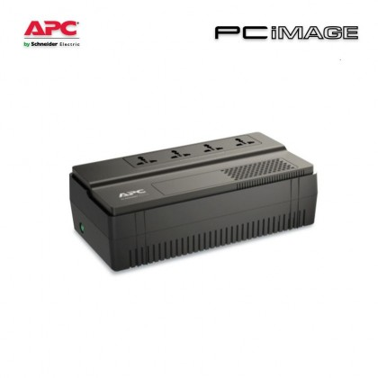 APC Back-UPS BV 650VA, Universal Outlet, 230V Battery Backup