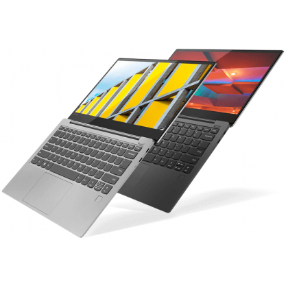 "LENOVO Yoga S730-13IML ( 81U4003AMJ- Iron Grey / 81U4003BMJ- Platinum ) 13.3"" FHD IPS Laptop ( I5-10210U, 8GB, 512GB, W10+H&S, 2YRS )"