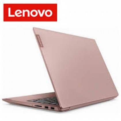 "LENOVO Ideapad S340-14IIL ( 81VV0079MJ- Platinum Grey / 81VV007AMJ- Abyss Blue / 81VV007BMJ- Sandy Pink) 14"" Laptop ( I3-1005G1, 4GB, 256GB, W10+H&S, 1YR )"