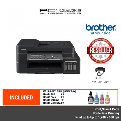 BROTHER DCP-T310 REFILL TANK SYSTEM COLOR PRINTER