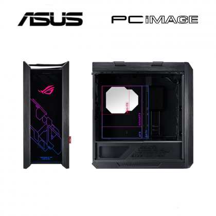 ASUS GX601 ROG STRIX HELIOS GAMING CASING ATX MID TOWER WITH HANDLE-BLACK - ( 90DC0020-B30000 )