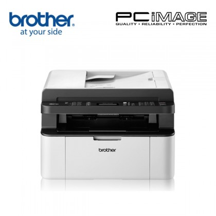 BROTHER MFC-1910W MONO LASER PRINTER-PRINT, SCAN, COPY, FAX,WIRELESS