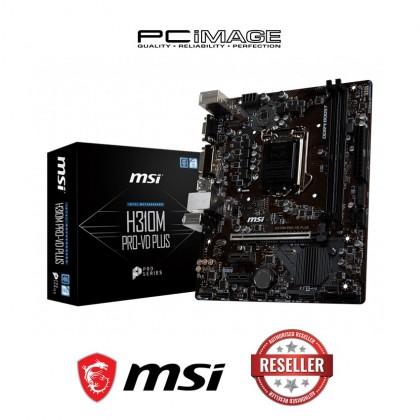 MSI H310M PRO-VD PLUS LGA1151 MOTHERBOARD