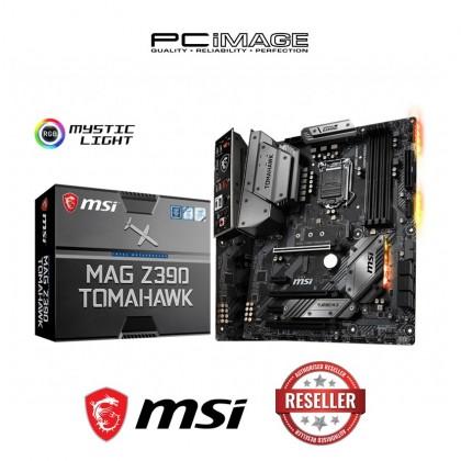 MSI MAG Z390 TOMAHAWK LGA1151 MOTHERBOARD