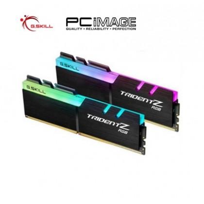 G.SKILL TRIDENT Z RGB SERIES 16GB (2X8GB) DDR4 3200MHZ RAM (F4-3200C16D-16GTZR)