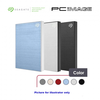 SEAGATE BACKUP PLUS PORTABLE 4TB USB 3.0 EXTERNAL HARDDISK