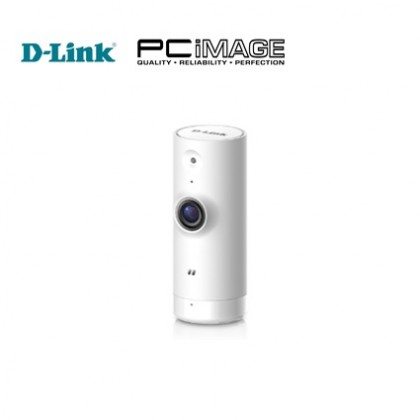D-LINK DCS-8000LH MINI HD 720P 120 DEGREE WIFI CLOUD CAMERA