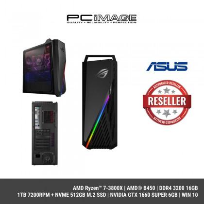 [ PRE-ORDER ] ASUS ROG Strix GA15 G15DH-MY009T(AMD Ryzen™ 7-3800X,AMD® B450,16GB,1TB+ 512GB M.2,GTX1660 Super 6GB,W10)