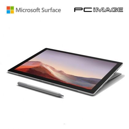 Microsoft Surface Pro 7 Core i5 / 8GB RAM / 256GB (Platinum) + FREE BUNDLE