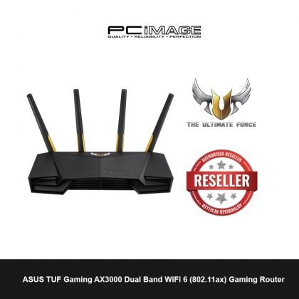 ASUS TUF Gaming AX3000 Dual Band WiFi 6 (802.11ax) Gaming Router