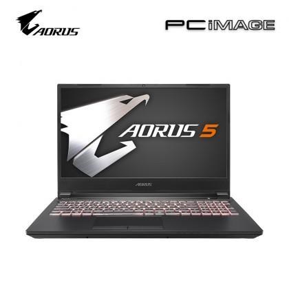 """GIGABYTE Aorus 5 KB-7MY1030SH 15.6"""" Gaming Laptop (i7-10750H, 8GB, 512GB, RTX2060, Win10)"""