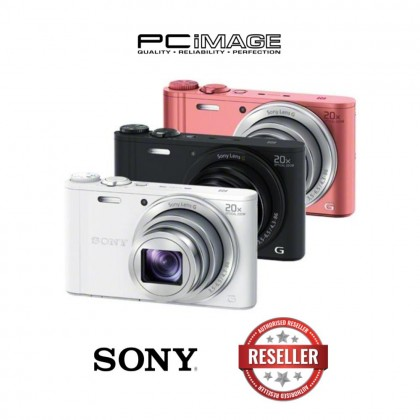 SONY DSC-WX350 CYBER SHOT DIGITAL CAMERA
