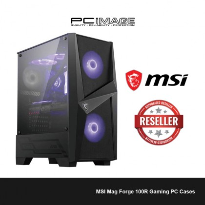 MSI Mag Forge 100R Gaming PC Cases