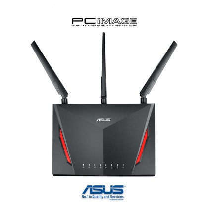 ASUS RT-AC86U AC2900 Dual Band WiFi Gaming Router