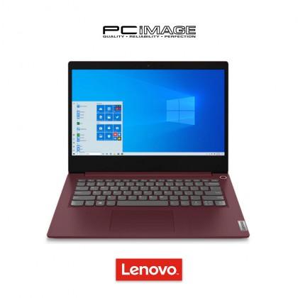 "LENOVO Ideapad 3 15ADA05 81W1004NMJ 15.6"" Laptop-Cherry Red (Ryzen5-3500U, 8GB, 512GB, RadeonVega8, Win10, OfficeH&S)"