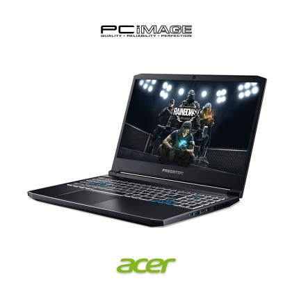 "ACER Predator Helios 300 PH315-53-77CF 15.6"" 144Hz Gaming Laptop (i7-10750H, 8GB, 512GB, RTX2060, Win10)"
