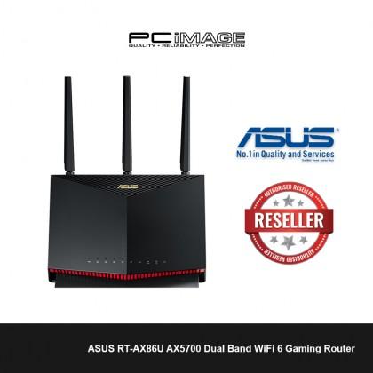 ASUS RT-AX86U AX5700 Dual Band WiFi 6 Gaming Router