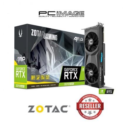ZOTAC GAMING GEFORCE RTX 2070 SUPER AMP GRAPHIC CARD