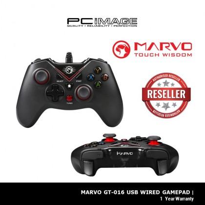 MARVO GT-016 USB WIRED GAMEPAD - GT-016