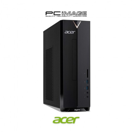 ACER Aspire XC886-9700W10S Desktop PC (i7-9700, 8GB, 128GB+1TB, Win10) + Free Mcafee Internet Security