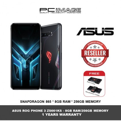 ASUS ROG PHONE 3 - Gaming Smartphone ( ZS661KS-LA003WW ) 8GB+256GB