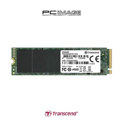 TRANSCEND 256GB M.2 2280 Gen3x4 PCIE Solid State Drive