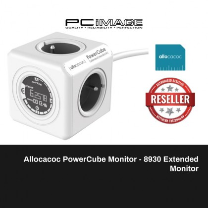 Allocacoc PowerCube Monitor - 8930 Extended Monitor